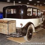 Packard Eight на Олдтаймер-Галерее в Сокольниках 2014 - 2