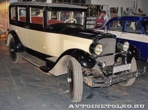 Packard Eight на Олдтаймер-Галерее в Сокольниках 2014 - 1