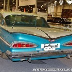 Chevrolet Impala на Олдтаймер-Галерее в Сокольниках 2014 - 4