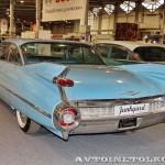 Cadillac Fleetwood на Олдтаймер-Галерее в Сокольниках 2014 - 4