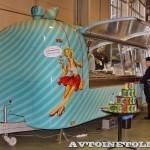 Airstream4u на Олдтаймер-Галерее в Сокольниках 2014 - 3
