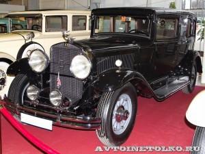 Cadillac 353 на Олдтаймер-Галерее в Сокольниках 2014 - 1