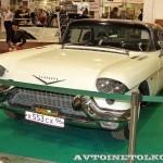 Cadillac Eldorado на Олдтаймер-Галерее в Сокольниках 2014 - 3