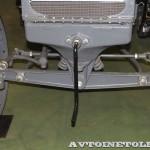 колесный трактор СХТЗ-15-30 на стенде Мастерской Шаманского на Олдтаймер-Галерее в Сокольниках 2014 - 5