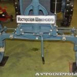 колесный трактор Универсал-2 на стенде Мастерской Шаманского на Олдтаймер-Галерее в Сокольниках 2014 - 5