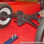 подарок Сталину Aero Minor на Олдтаймер-Галерее в Сокольниках 2014 - 8