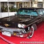 Cadillac Fleetwood Formal Limousine на Олдтаймер-Галерее в Сокольниках 2014 - 2