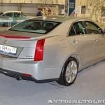 Cadillac ATS на Олдтаймер-Галерее в Сокольниках 2014 - 2