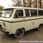 УАЗ-3962 с электроимпульсной защитой СРПО СНЭВ на выставке Интерполитех - 2