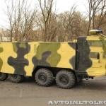 Водометный автомобиль АБС-40 (6953) Лавина на выставке Интерполитех - 3
