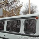 УАЗ-3962 с электроимпульсной защитой СРПО СНЭВ на выставке Интерполитех - 4