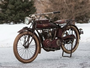 1914 Indian Hendee Special 7-hp Twin engine 83F037