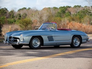 1957 Mercedes-Benz 300 SL Roadster chassis 198_042_7500569