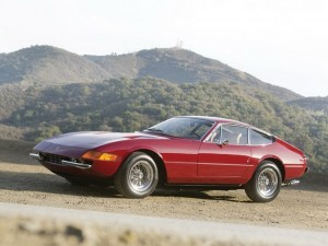 1972 Ferrari 365 GTB-4 Daytona Berlinetta chassis 15569