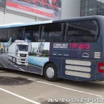 автобус MAN Lion's Coach R07 на выставке Комтранс 2013 - 2