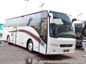 Междугородный автобус Volvo 9500 на выставке Комтранс 2013