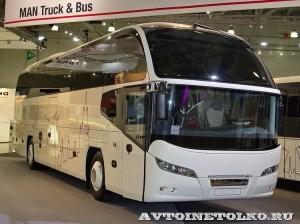 туристический автобус Neoplan Cityliner P14 на выставке Комтранс 2013 - 1