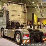 Седельный тягач MAN TGX 18.480 4x2 BLS на выставке Комтранс 2013 - 2