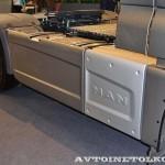 Седельный тягач MAN TGX 18.480 4x2 BLS на выставке Комтранс 2013 - 9