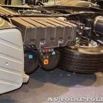 Седельный тягач MAN TGS 26.440 6x6H BLS с приводом Hydro Drive на выставке Комтранс 2013 - 4