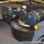 Седельный тягач MAN TGS 26.440 6x6H BLS с приводом Hydro Drive на выставке Комтранс 2013 - 5