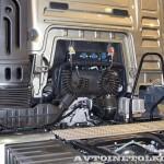 Седельный тягач MAN TGS 26.440 6x6H BLS с приводом Hydro Drive на выставке Комтранс 2013 - 10