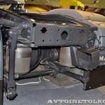 Седельный тягач MAN TGS 26.440 6x6H BLS с приводом Hydro Drive на выставке Комтранс 2013 - 8