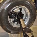 подключаемый гидропривод передних колес MAN HydroDrive на выставке Комтранс 2013 - 2