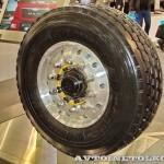 подключаемый гидропривод передних колес MAN HydroDrive на выставке Комтранс 2013 - 1