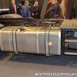 Седельный тягач MAN TGS 26.440 6x6H BLS с приводом Hydro Drive на выставке Комтранс 2013 - 7
