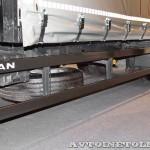 Шторный фургон Мосдизайнмаш на шасси MAN TGM 18.250 4x2 BL на выставке Комтранс 2013 - 5