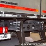 Шторный фургон Мосдизайнмаш на шасси MAN TGM 18.250 4x2 BL на выставке Комтранс 2013 - 6