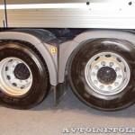 Мусоровоз Zoeller Medium XL-S3 с кузовом объемом 22 м³ на шасси MAN TGM 26.290 6x2-4 BL на выставке Комтранс 2013 - 4