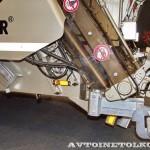 Мусоровоз Zoeller Medium XL-S3 с кузовом объемом 22 м³ на шасси MAN TGM 26.290 6x2-4 BL на выставке Комтранс 2013 - 7