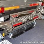 Мусоровоз Zoeller Medium XL-S3 с кузовом объемом 22 м³ на шасси MAN TGM 26.290 6x2-4 BL на выставке Комтранс 2013 - 6