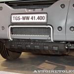 Автобетоносмеситель Cifa SL10 с колбой объемом 10 м³ на шасси MAN TGX 41.400 8x4-WW на выставке Комтранс 2013 - 4