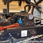 Автобетоносмеситель Cifa SL10 с колбой объемом 10 м³ на шасси MAN TGX 41.400 8x4-WW на выставке Комтранс 2013 - 9