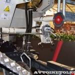 Автобетоносмеситель Cifa SL10 с колбой объемом 10 м³ на шасси MAN TGX 41.400 8x4-WW на выставке Комтранс 2013 - 10