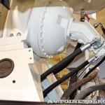 Автобетоносмеситель Cifa SL10 с колбой объемом 10 м³ на шасси MAN TGX 41.400 8x4-WW на выставке Комтранс 2013 - 8
