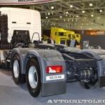первый произведенный в России MAN TGS 33.440 6х4 BBS-WW на выставке Комтранс 2013 - 2