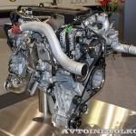 Двигатель D0834LFL MAN Евро-6 на выставке Комтранс 2013 - 2