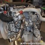 Двигатель D0834LFL MAN Евро-6 на выставке Комтранс 2013 - 1