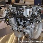 Двигатель D0834LFL MAN Евро-6 на выставке Комтранс 2013 - 3