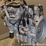 газовый двигатель для автобусов MAN Е0836 LOH на выставке Комтранс 2013 - 2
