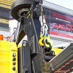 Тяжелый эвакуатор EMPL EH-W 200 Bison на шасси MAN TGX 41.480 8x4 BB-WW на выставке Комтранс 2013 - 8