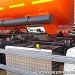 Топливозаправщик Бецема БЦМ-229.3 с цистерной объемом 15 м³ на шасси MAN TGS 33.480 6x6 BB-WW на выставке Комтранс 2013 - 5