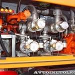 Топливозаправщик Бецема БЦМ-229.3 с цистерной объемом 15 м³ на шасси  MAN TGS 33.480 6x6 BB-WW на выставке Комтранс 2013 - 8