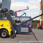 Тяжелый эвакуатор EMPL EH-W 200 Bison на шасси MAN TGX 41.480 8x4 BB-WW на выставке Комтранс 2013 - 10