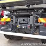 Самосвал с кузовом 16 м³ Meiller F.X. на шасси Volvo FMX 6х6 на выставке Комтранс 2013 - 8