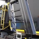 Самосвал с кузовом 16 м³ Meiller F.X. на шасси Volvo FMX 6х6 на выставке Комтранс 2013 - 6
